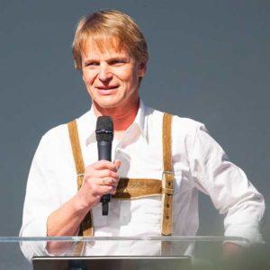 Hans Peter Royer, Prediger, Buchautor